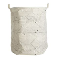 Triangular Laundry Basket, House Doctor