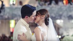 Wedding Bells Finally Ring For Alden Richards and Maine Mendoza!