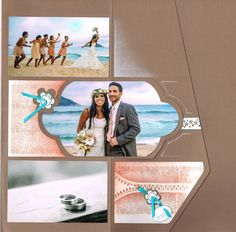 Mosaic Wedding, Perth Western Australia, Let's Create, Wedding Scrapbook, Card Sketches, Bilbao, Digital Scrapbooking, Stencils, Projects To Try