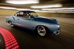 """vintageclassiccars: """"Karmann Ghia - Nice. """""""