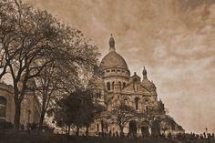 Paris (03) - Basilique du Sacré-Cœur by Vlado Ferencic on 500px