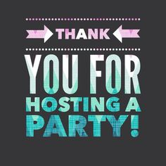 thank you for hosting a party! https://lindsy.scentsy.us