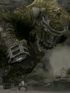 Great game, if you haven't played Shadow of the Colossus I would recommend it!