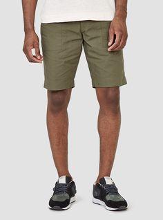 Service Shorts Khaki