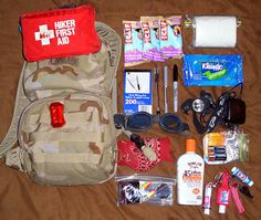 Another Burning Man Every Day Carry Kit