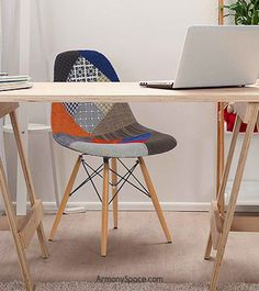 Estilo Tower Eames · Turma Patchwork