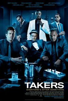 Takers Movie Poster 24inx36in