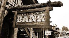 western bank wallpaper