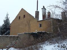 Rohový domek Za Strahovem, Břevnov