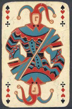 ♠♥♦♣ Joker. Colette Grosfils