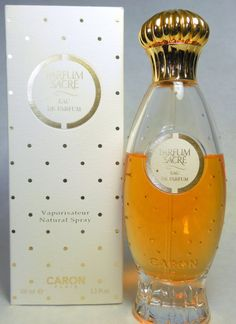 Vintage Women's Caron Parfum Sacre Eau de by FragranceWindow