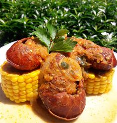 Resep olahan seafood Instagram Indonesian Food, Indonesian Recipes, Tandoori Chicken, Soup Recipes, Seafood, Food And Drink, Menu, Baking, Kitchens