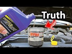 The Truth About Royal Purple Engine Oil for Your Car, DIY and car repair with Scotty Kilmer. Is Royal Purple. Car Cleaning Hacks, Car Hacks, Exhaust Gas Recirculation, Oil Service, Car Mods, Diy Car, Car Engine, Car Humor, Autos