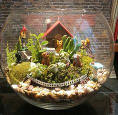 Terrarium, Gardening, Ideas, Home Decor, The Creation, Terrariums, Decoration Home, Room Decor, Lawn And Garden