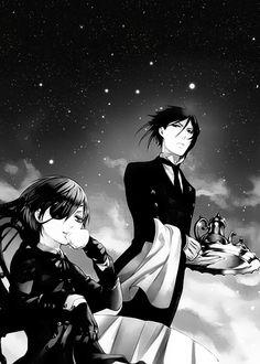 Kuroshitsuji  (@Ciel x Alois Phantomhive/Trancy So much black butler!!!! My pintrest is exploding)