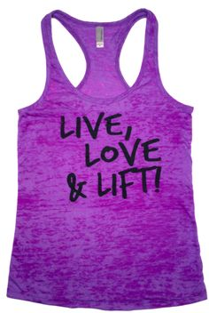 Really cute workout tanks