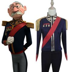 New Fantasy Film Duke of Weselton Suits Uniform Outfit Cosplay Custome cosplay. offers on top store