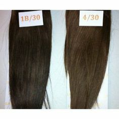 """14"""" Silky Straight 100% Human Hair Clip On In Extension 8"""" Wide Piece Color 1B/30 Off-Black/Medium Auburn by Aramas. $5.99. For any Occasion or Everyday Use. Ready To Wear, Clips in a few minutes. 14"""" Silky Straight. 100% Human Hair. 100% Human Hair Clip In Extensions, 14"""" Length, 8"""" Wide Piece, add color or volume to your hair.  Silky Straight  Clip in takes just a few minutes, Fast and quick way to get fuller hair or add color for any occasion, or everyday u..."""