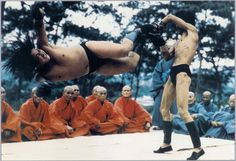 Bruce Lee and Sammo Hung Bruce Lee Pictures, Bruce Lee Martial Arts, Jeet Kune Do, Bruce Lee Quotes, Enter The Dragon, John R, Little Dragon, Don't Blink, Martial Artist