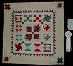 "Nellie's Needles: ""Special Award"" Winning Quilts My favorite things by Itsumi Saski"