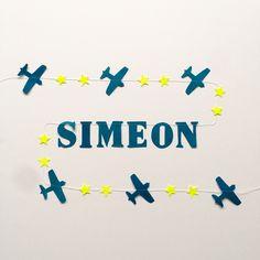 guirlande prnom simon