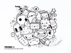 New video | A quick kawaii doodle by PicCandle.deviantart.com on @DeviantArt