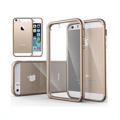 Ultra Transparant Back Cover Case voor iPhone 5/5S (verschillende kleuren) - EUR € 6.43