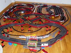 Nice track layout