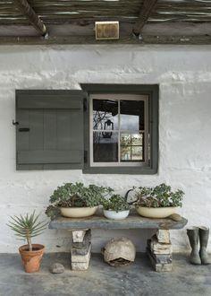 Mountain Cottage, Farm Cottage, Deck Over, Villa Plan, Lavender Cottage, River Lodge, Oriental Design, Stone Houses, Home Renovation