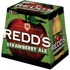 redd's strawberry ale .. okay I'm not a beer lover but this to me is cheater beer that i love. tastes fruity and less beer malty taste.. I'm a wuss