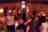 Αναγέννηση στο Αλατοσπήλαιο Γλυφάδας Σάββατο 3  Φεβρουαρίου