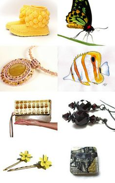 Summer Love ! by Deepa Gens on Etsy--Pinned with TreasuryPin.com
