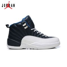online store 0a23a d6182 130690-490 Air Jordan 12 Retro Dark Blue,Jordan-Jordan 12 Shoes Sale Online