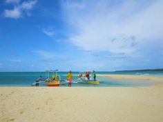 The White Island, Camiguin Island, Philippines