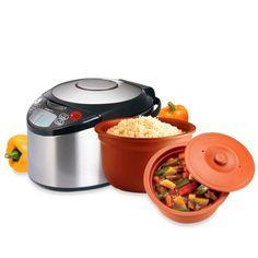 Vitaclay rice cooker