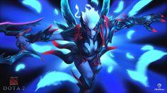 Download Shendelzare Vengeful Spirit Set Dark Throne Girl 1920x1080