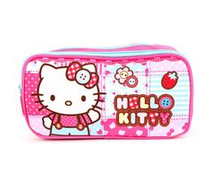 Hello Kitty Pen Pouch: Patchwork