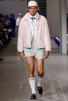 Moncler Gamme Bleu Spring 2016 Menswear - Collection - Gallery - Style.com
