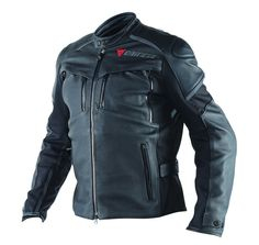 CRUISER D-DRY LEATHER JACKET