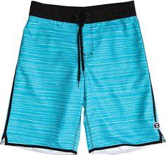 BILLABONG WIRED BOARDSHORT AQUA > Mens > Clothing > Boardshorts   Swell.com