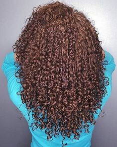 Curly Perm, Perm Hair, Spiral Curls, Perms, Sally Beauty, Permed Hairstyles, Curly Hair Styles, Braids, Hair Beauty