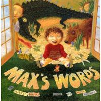 Max's Words, by Kate Banks
