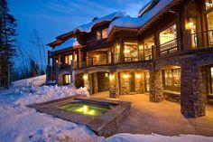 Luxury Retreats |Red Cloud Estate Utah