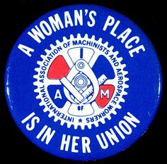 """With the decline of labor unions, comes the rise of women's unions. Whether the decline is in the public or private sector, the decline in over all members comes with it. With the """"right to work"""" bill in place, women are more likely to loose the comfort of a higher wage within the union than nonunion women. This bill basically lowers the negotiation and bargaining aspect of unions with companies."""