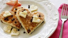 Because pancakes make everything great, why not V Day?