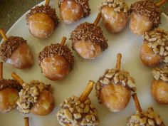 wonderful and very cute donut holes!
