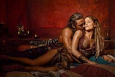 Spartacus: War of the Damned - spartacus-blood-and-sand Photo