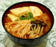 ** 搵到食 **: 泡菜锅 Kimchi Stew (Kimchi Chigae)