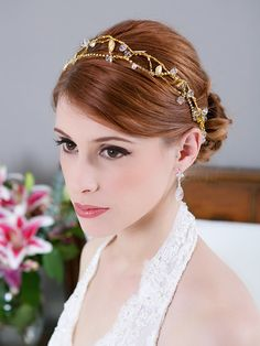 133 Best Bridal Hair Accessories images in 2019 | Veil