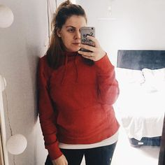 When you get your SAAS... buy yourself a new hoodie . . . #imwearingri #imwearingriverisland #riverisland #red #clothes #fashion #streetlook #streetstyle